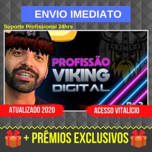 Profissão Viking Digital - Marcelo Távora - 2020.2 - Marketing Digital